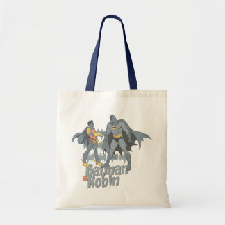 Batman And Robin Distressed Graphic