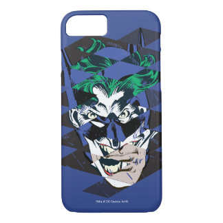 Batman and The Joker Collage iPhone 7 Case