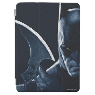 Batman: Arkham Asylum | Batman Closeup iPad Air Cover