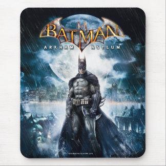 Batman: Arkham Asylum   Game Cover Art Mouse Pad