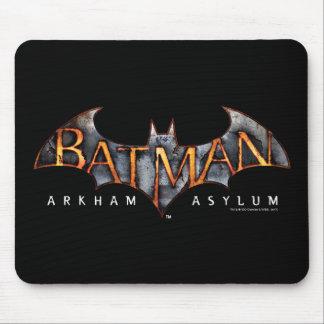 Batman: Arkham Asylum   Logo Mouse Pad