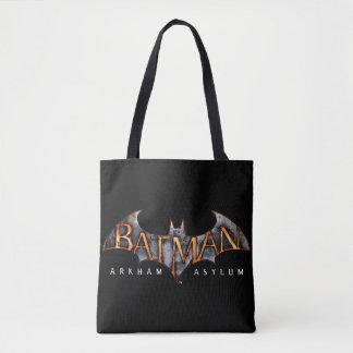 Batman: Arkham Asylum | Logo Tote Bag