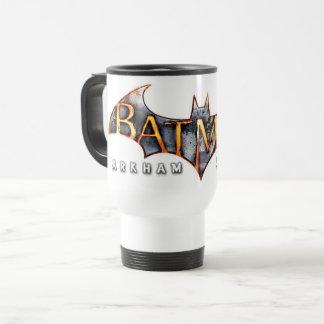 Batman: Arkham Asylum | Logo Travel Mug