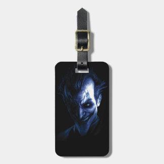 Batman: Arkham Asylum | The Joker In Shadow Luggage Tag