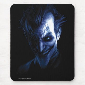 Batman: Arkham Asylum   The Joker In Shadow Mouse Pad