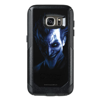 Batman: Arkham Asylum | The Joker In Shadow OtterBox Samsung Galaxy S7 Case