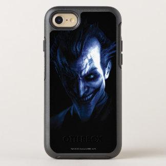 Batman: Arkham Asylum   The Joker In Shadow OtterBox Symmetry iPhone 8/7 Case