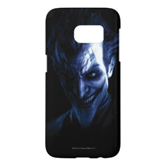 Batman: Arkham Asylum | The Joker In Shadow Samsung Galaxy S7 Case