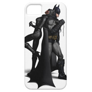 Batman Arkham City | Batman and Catwoman Case For The iPhone 5