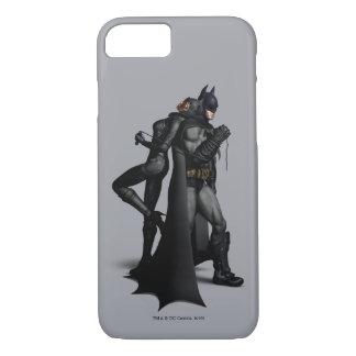 Batman Arkham City | Batman and Catwoman iPhone 7 Case