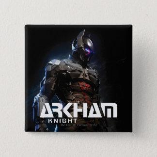 Batman | Arkham Knight 2 Inch Square Button