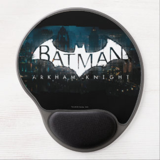 Batman Arkham Knight Gotham Logo Gel Mouse Pad