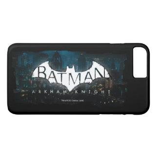 Batman Arkham Knight Gotham Logo iPhone 7 Plus Case