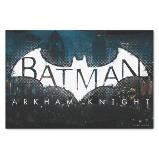 Batman Arkham Knight Gotham Logo Tissue Paper