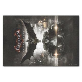 Batman Arkham Knight Key Art Tissue Paper