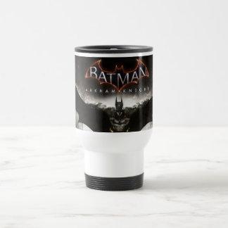 Batman Arkham Knight Key Art Travel Mug