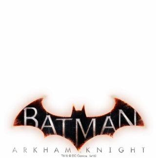 Batman Arkham Knight Logo Standing Photo Sculpture