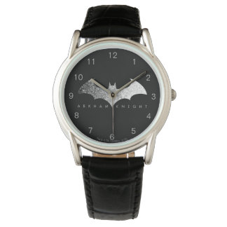 Batman Arkham Knight Pixel Logo Watch