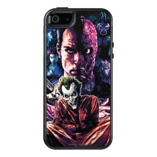 Batman - Arkham Unhinged #11 Cover OtterBox iPhone 5/5s/SE Case
