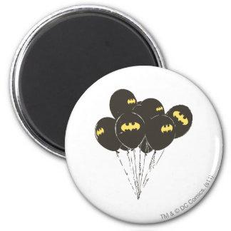 Batman Balloons 2 Inch Round Magnet