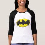Batman Bat Logo Oval Tees