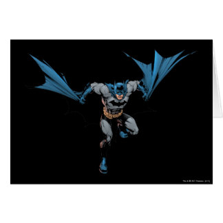Batman Cape like wings Card