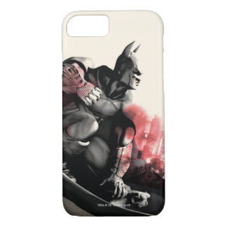 Batman City Smoke iPhone 7 Case
