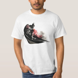 Batman City Smoke T-Shirt