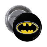 Batman Classic Logo Pinback Buttons