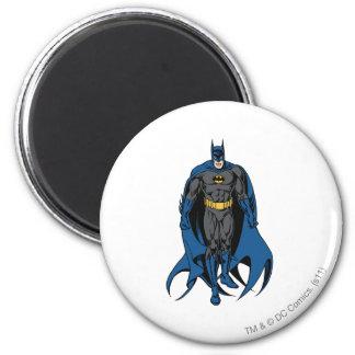 Batman Classic Stance 2 Inch Round Magnet