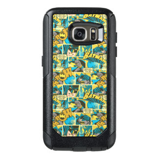 Batman Comic Capers Pattern 2 OtterBox Samsung Galaxy S7 Case