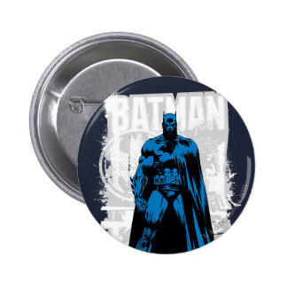 Batman Comic - Vintage Full View 2 Inch Round Button