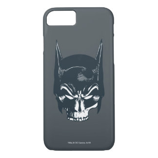 Batman Cowl/Skull Icon iPhone 8/7 Case