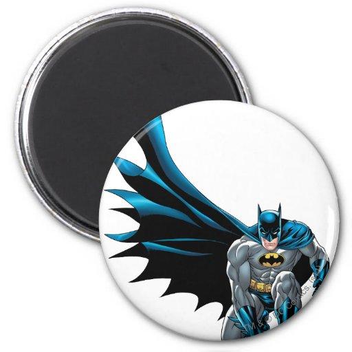 Batman Crouches Magnet