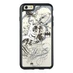 Batman Dark Knight Manuscript Montage OtterBox iPhone 6/6s Plus Case