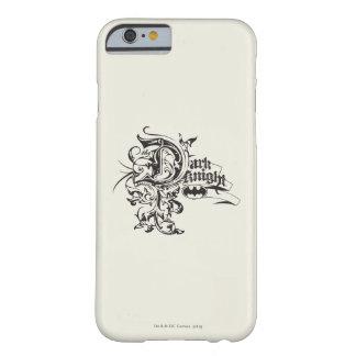 Batman Dark Knight | Ornate Logo Barely There iPhone 6 Case