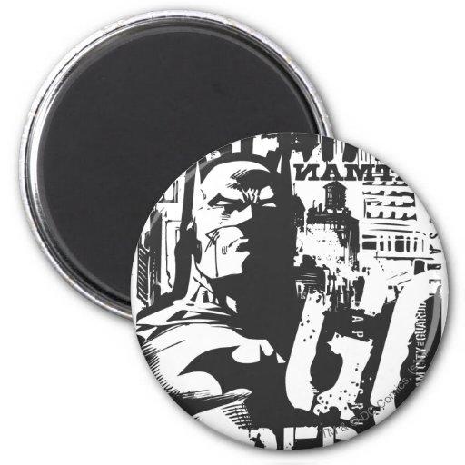 Batman Design 14 Magnets