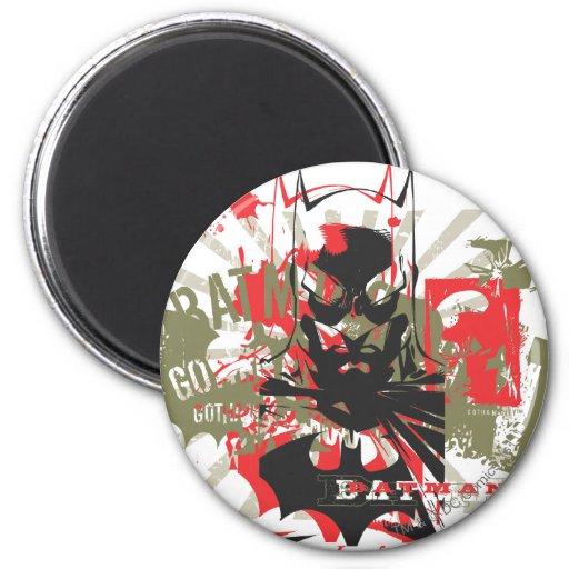 Batman Design 27 Fridge Magnet