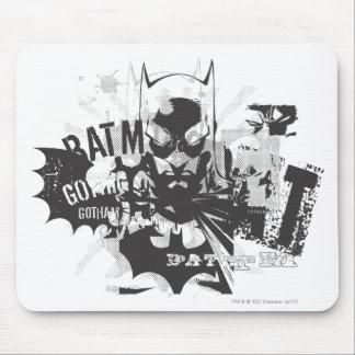 Batman Design 29 Mouse Pad