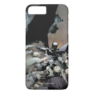 Batman Fighting Arch Enemies iPhone 8 Plus/7 Plus Case