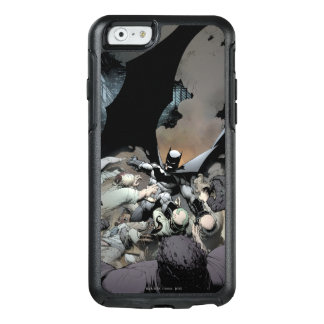 Batman Fighting Arch Enemies OtterBox iPhone 6/6s Case
