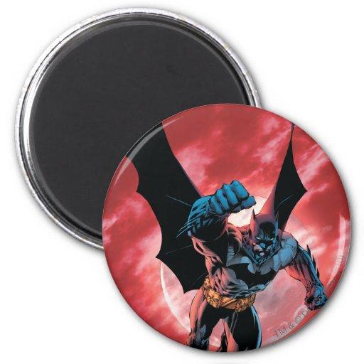 Batman Firey Sky Magnet