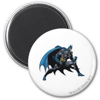 Batman Fists 2 Inch Round Magnet