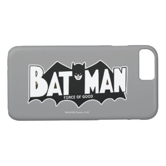 Batman | Force of Good 60s Logo iPhone 8/7 Case