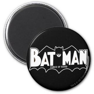Batman | Force of Good 60s Logo Magnet