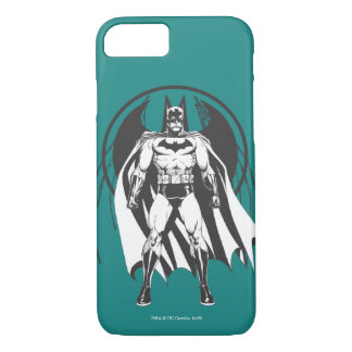 Batman from logo iPhone 8/7 case