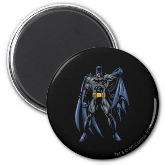 Batman Full-Color Front 2 Inch Round Magnet