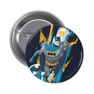 Batman Gotham Guardian 2 Inch Round Button