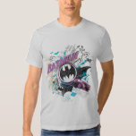 Batman Gotham Skyline Sketch Tee Shirt