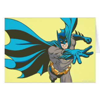 Batman Hand Out Card